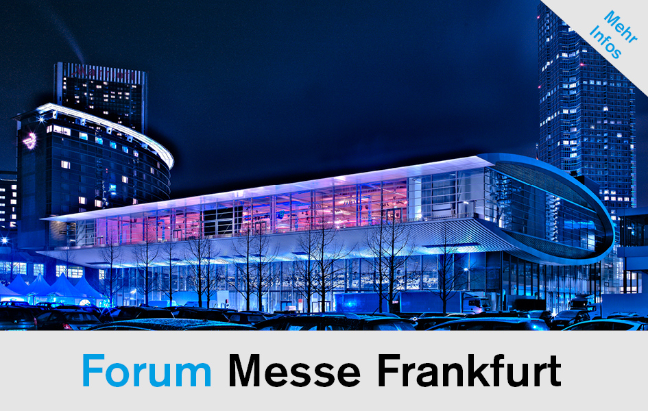 NEWS: DIGITAL FUTUREcongress Frankfurt 18.02.2020